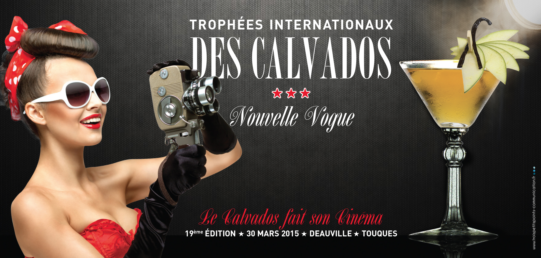 Trophées Internationaux des Calvados Nouvelle Vogue 2015