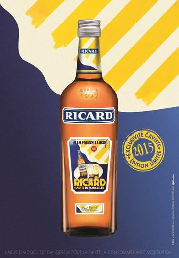 Edition limitée Ricard 2015
