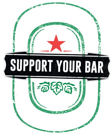 « Support Your Bar » by Heineken
