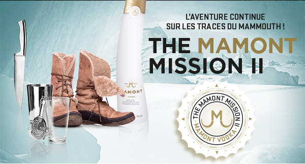 The Mamont Mission 2015