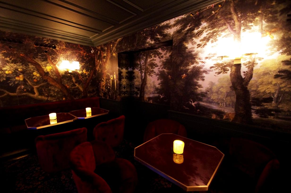 Le bar intérieur du Très Particulier // © Infosbar.com
