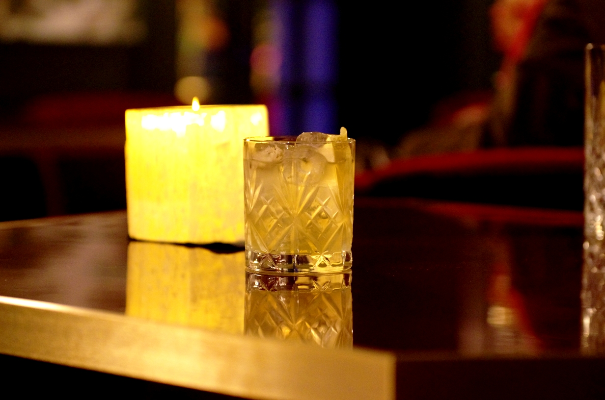 "Cocktail ""L'Egoïste"" // © Infosbar.com"