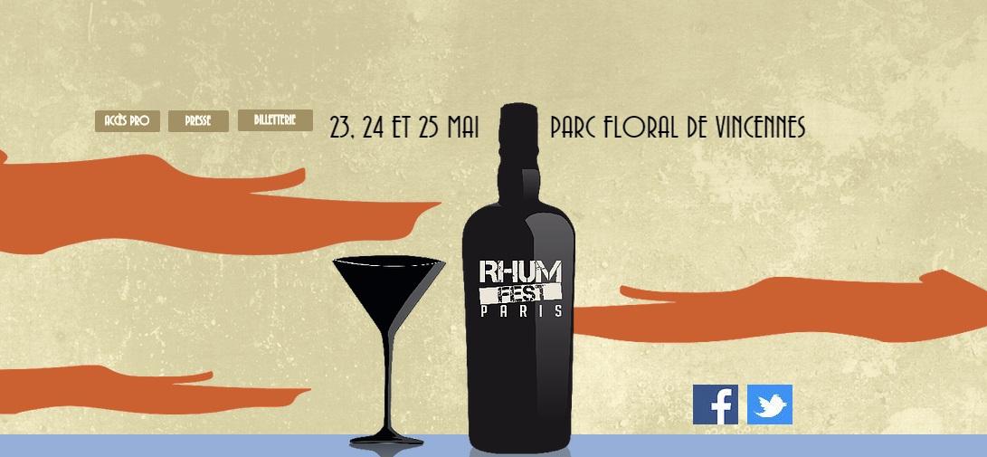 Rhum Fest Paris 2015 : le programme des Master classes publiques