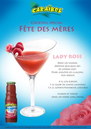 Le Lady Rose // DR