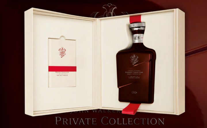 Rare Fruit Character by Johnnie Walker // DR