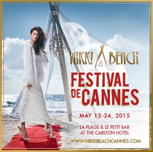 Nikki Beach à Cannes // DR