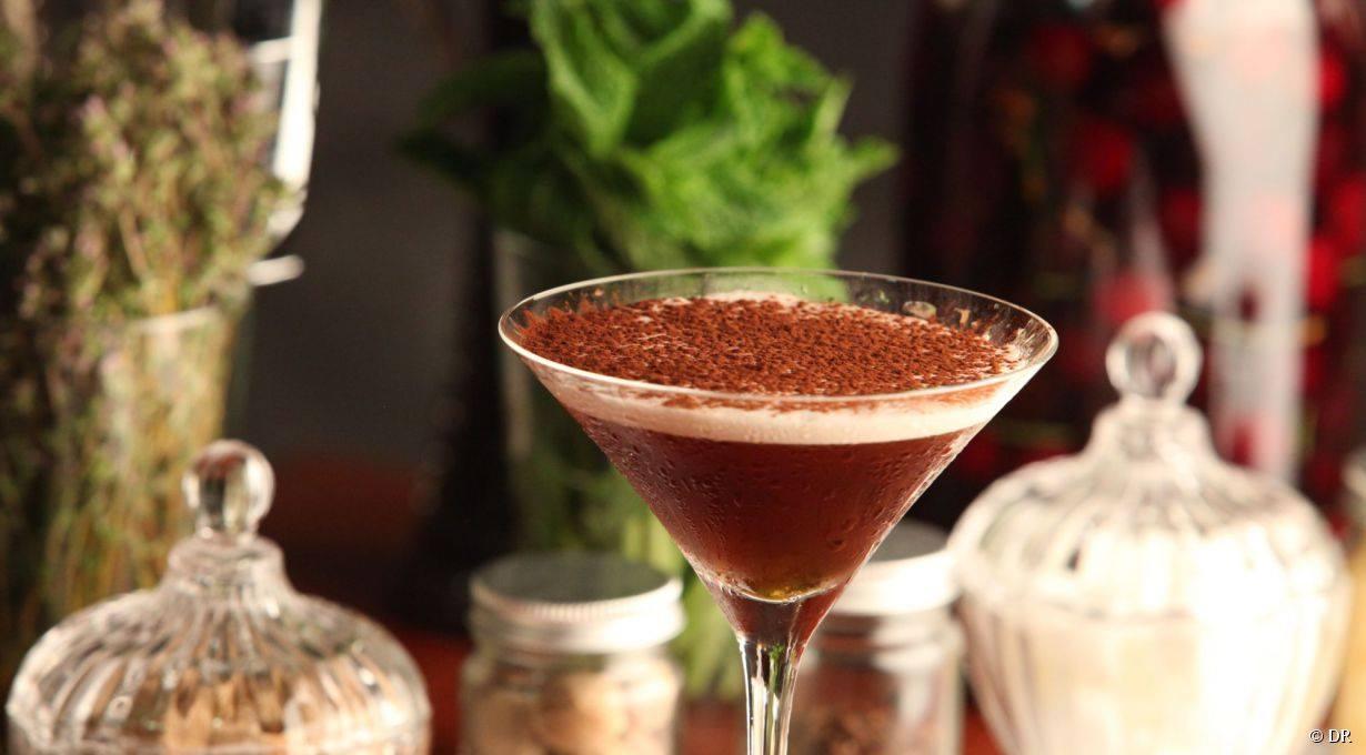Cocktail Casse-noisette by Julien Escot