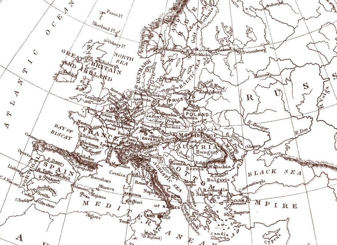 1895 - Saint James ouvre des succursales commerciales dans toute l'Europe.