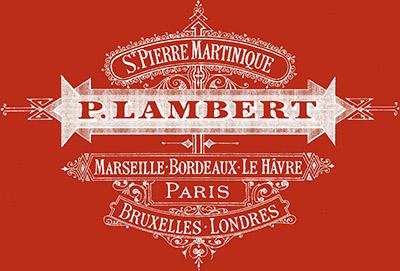 La famille Lambert ouvre ses bureaux à Bordeaux, mais également à Marseille, à Genève, Londres, Amsterdam, Bruxelles, Hambourg...