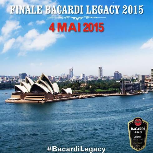 Finale Monde de la Bacardi Legacy Global Cocktail Competition 2015 : le jury dévoilé