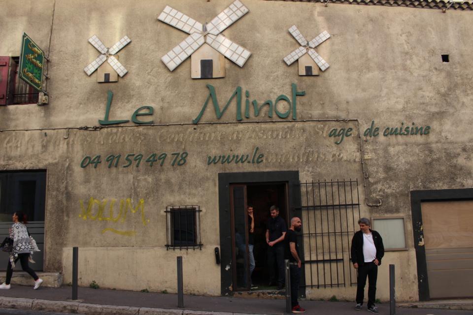 Le Chai N°2 - Marseille