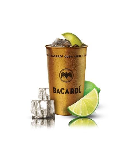 Cocktail Cuba Libre // DR