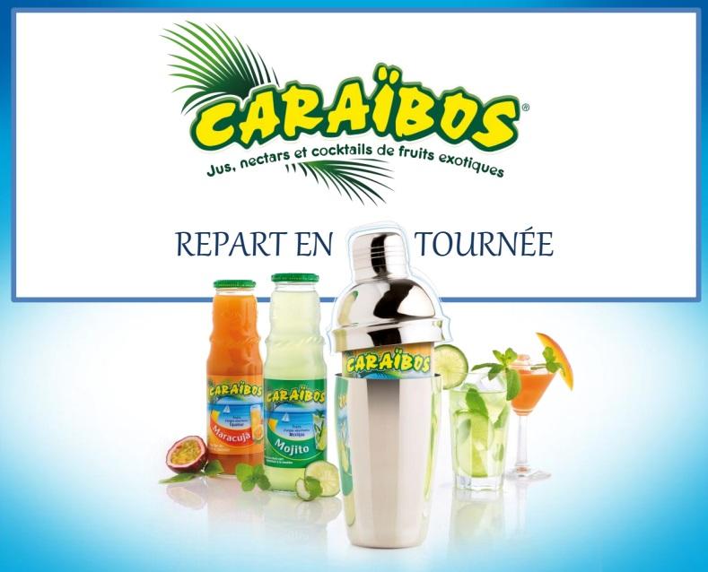 Le Road Show Caraïbos 2015