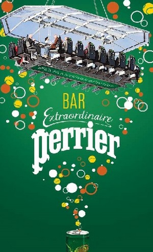 Bar Extraordinaire PERRIER