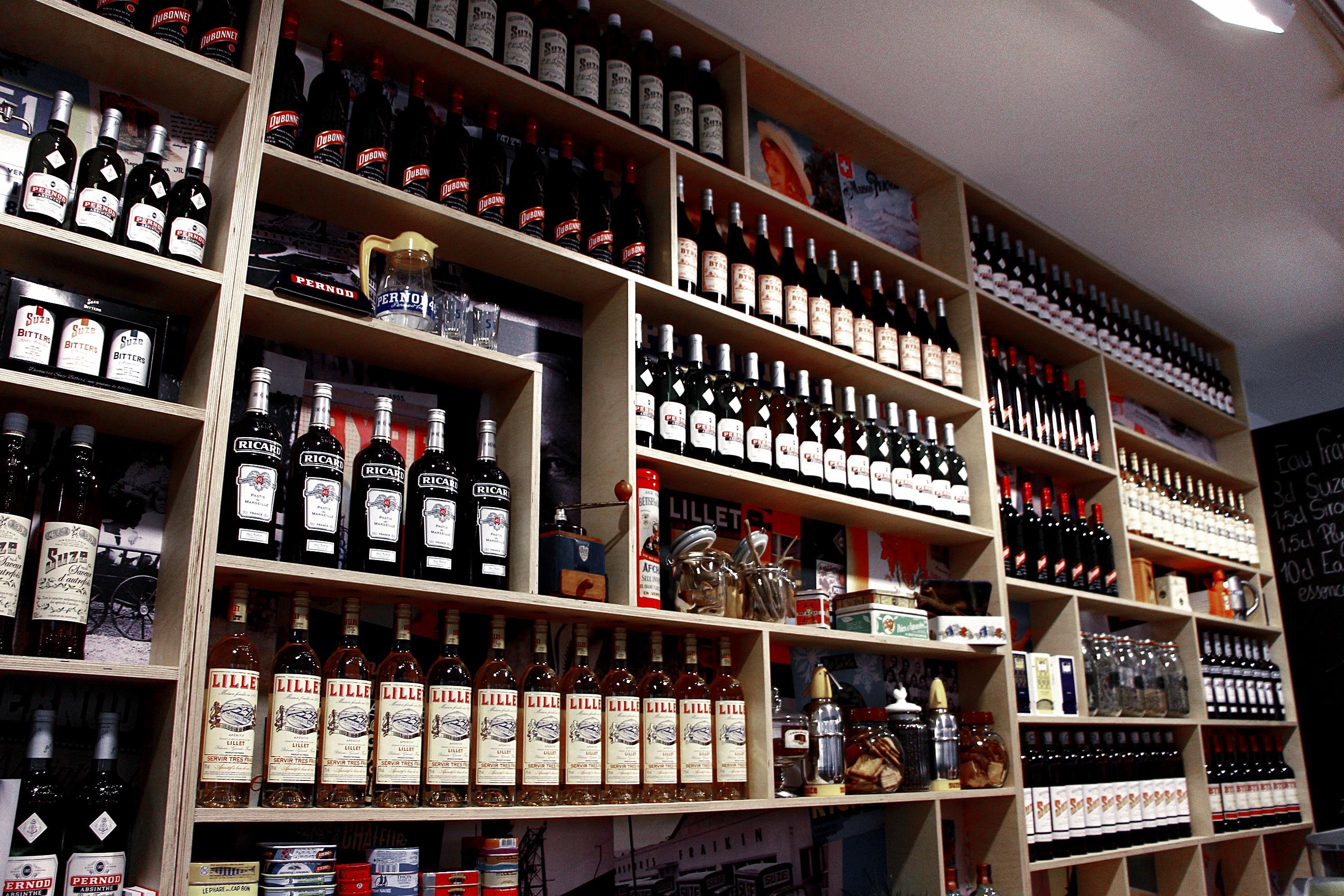 Le Bar des Amis par Pernod