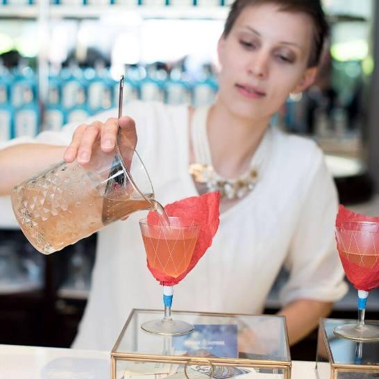 le bartender le plus imaginatif au monde en 2015 nous