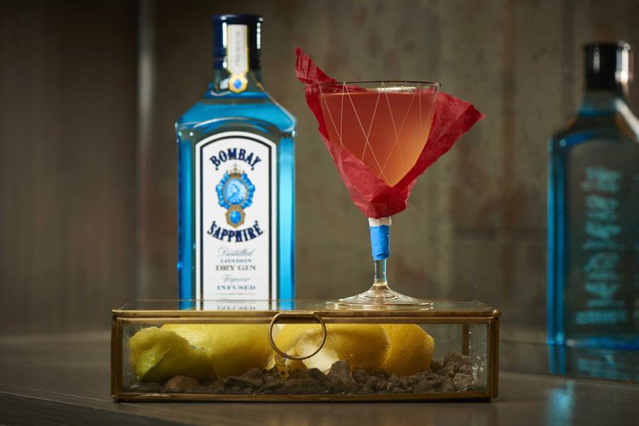 """Cocktail """"El Diamante"""""""