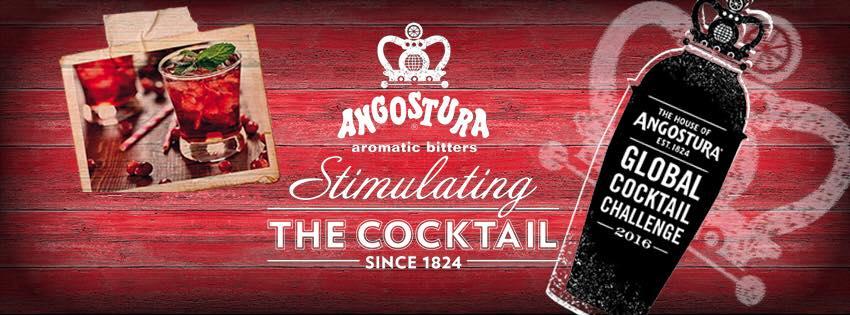 Angostura Global Cocktail Challenge 2016