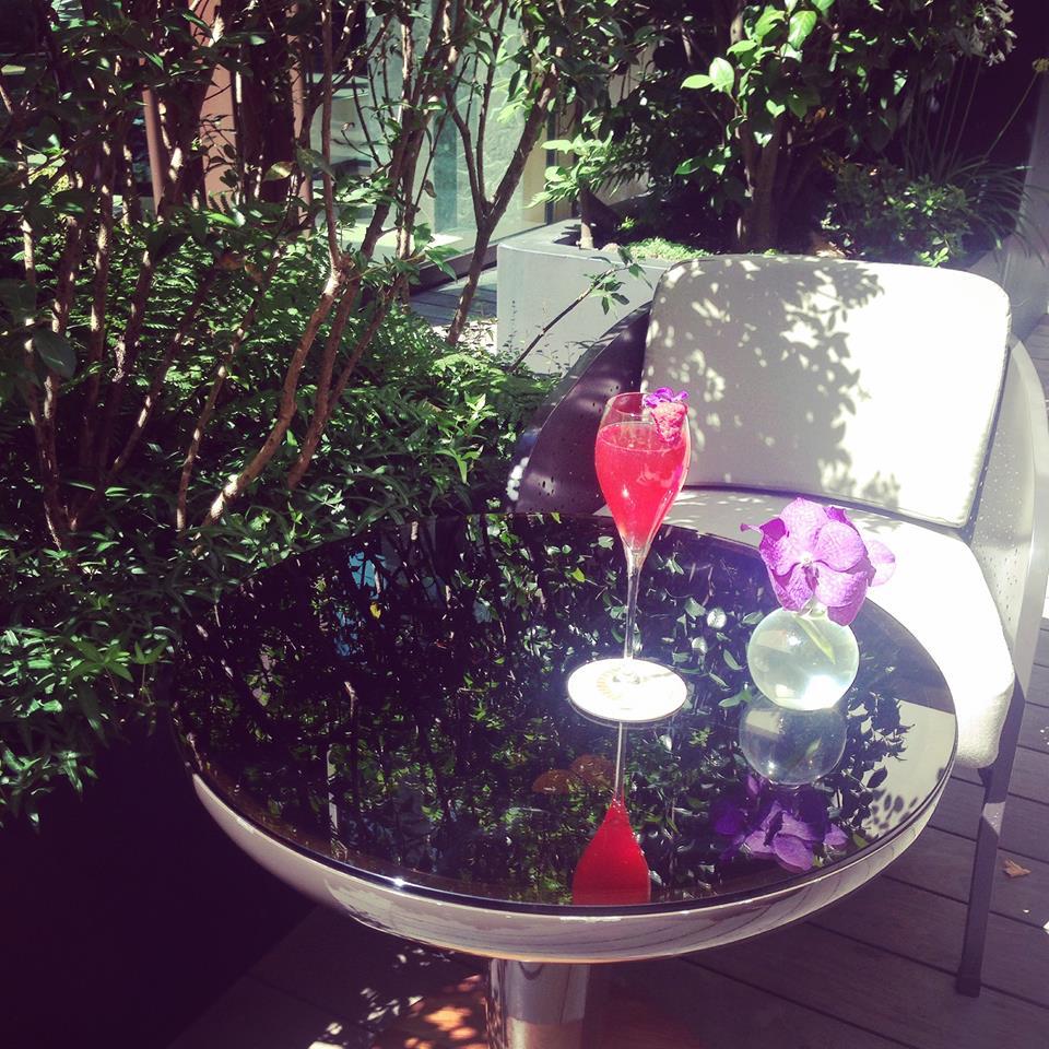© Page Facebook Mandarin Oriental Hotel, Paris