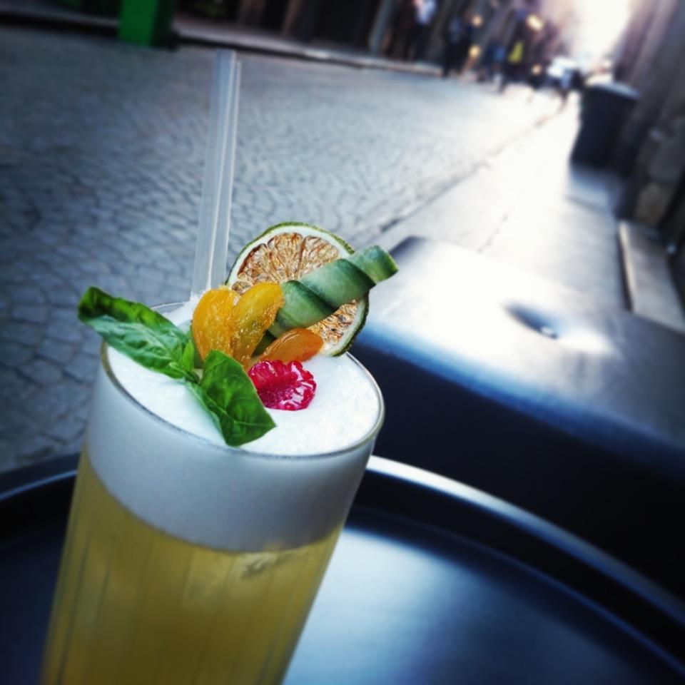 Bartenders at work : le CV express de Benjamin Nolf
