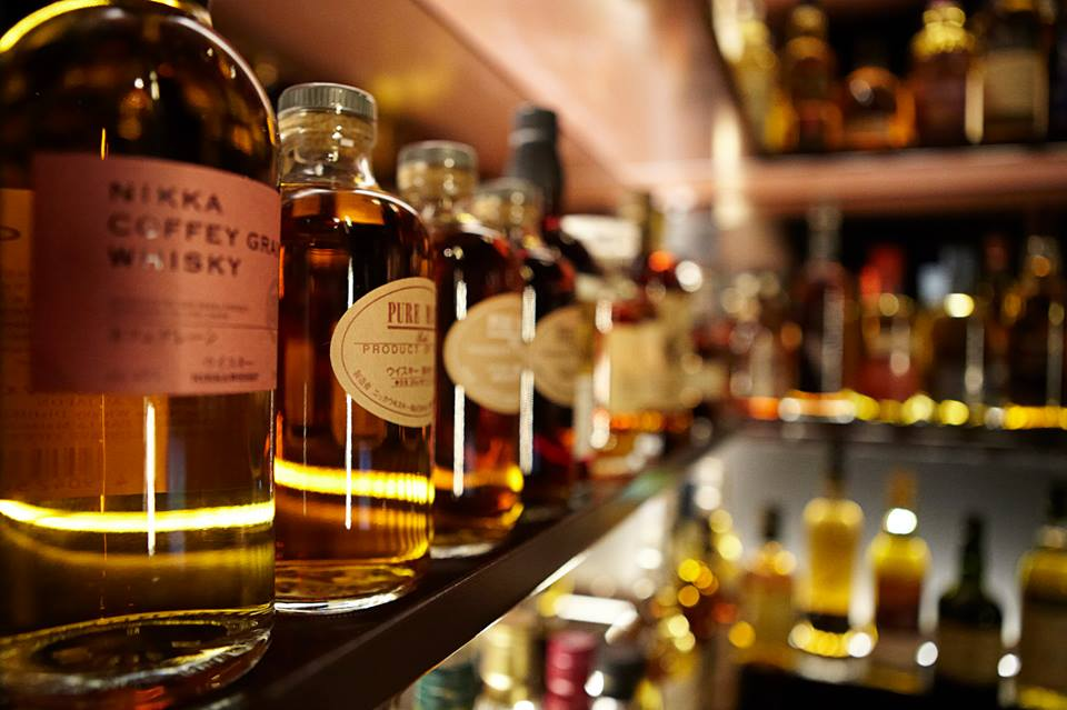 le whisky bar du steaking  u00e0 paris