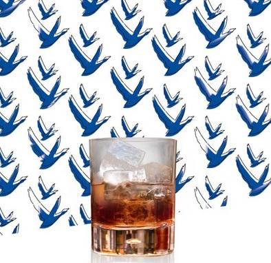 Cocktail GREY GOOSE Dans Le Noir // DR