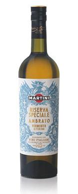 Martini étend sa gamme avec la Riserva Speciale : Rubino et Ambrato