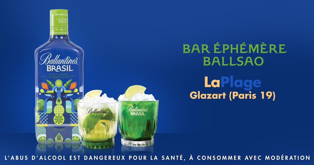 Pop Up Bar Ballsao // DR