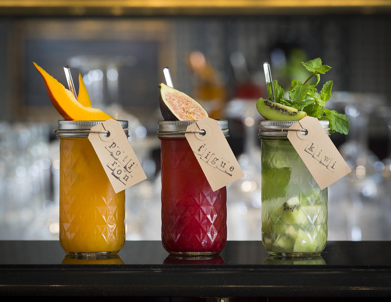 Collection automne de cocktails primeurs au shangri la for Cocktail hiver