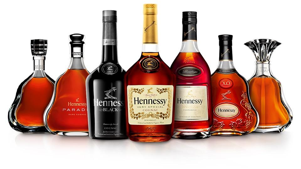 Hennessy : meilleure marque de spiritueux au monde !