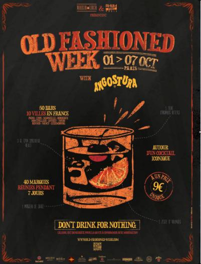 La Old Fashioned Week // DR