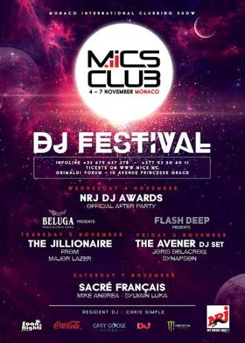 MICS DJ Festival 2015 // DR