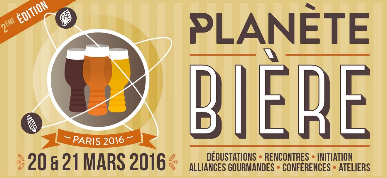 Planète Bière 2016