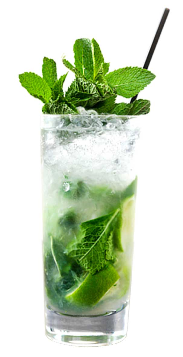 Cocktail aloe mojito by v drenne for Recette mojito grande quantite