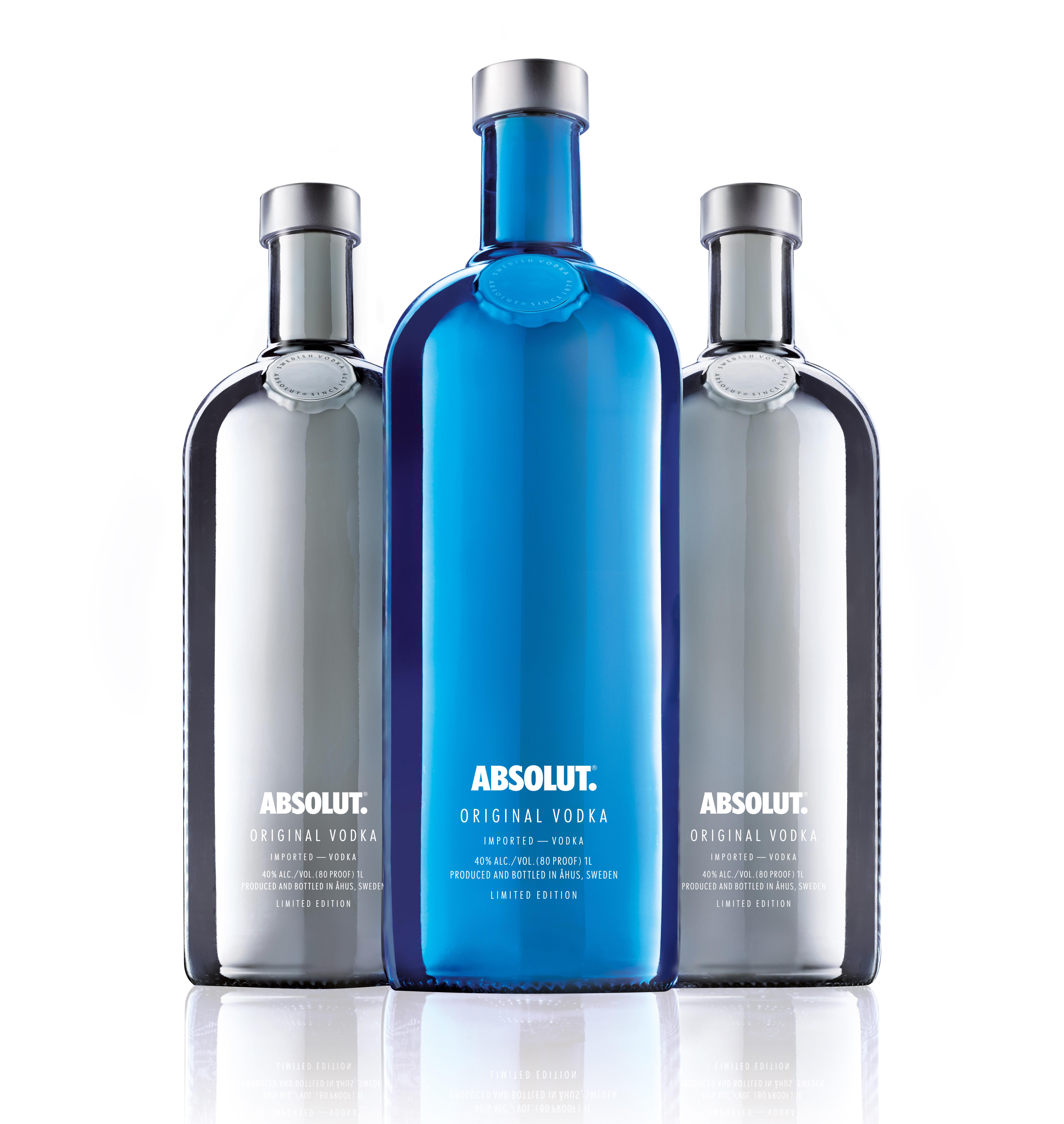 Absolut Vodka dévoile son édition limitée 2015
