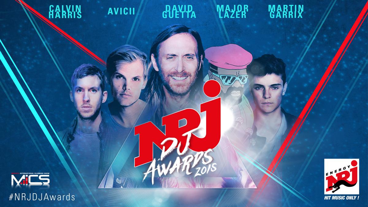 NRJ DJ Awards 2015 : le palmarès