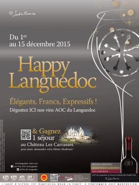 Happy Languedoc 2015