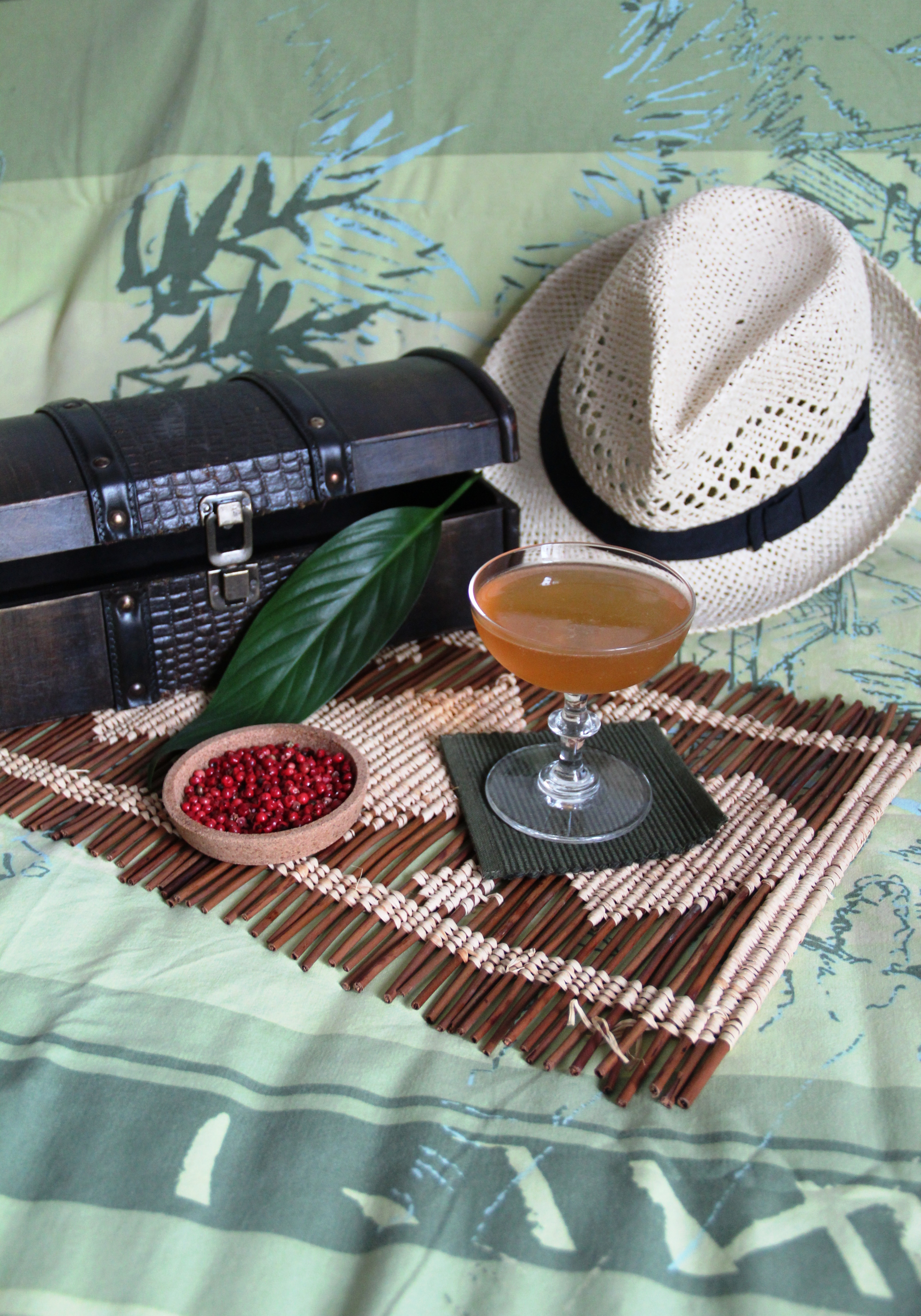 Bartenders at work by Infosbar : le CV express de Marie Picard