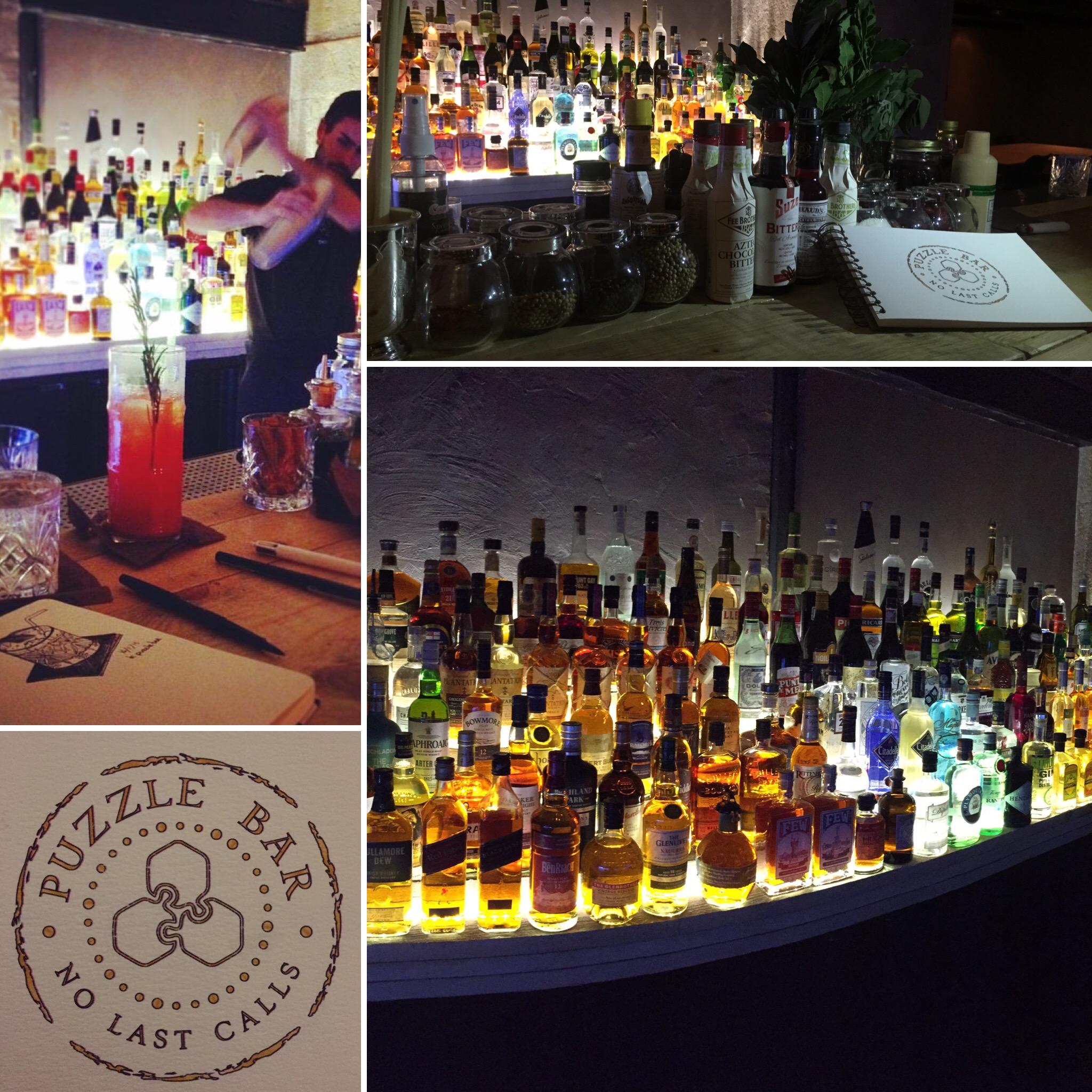 Thomas Bencze et Matthieu Pluta ouvrent le Puzzle Bar à Nice