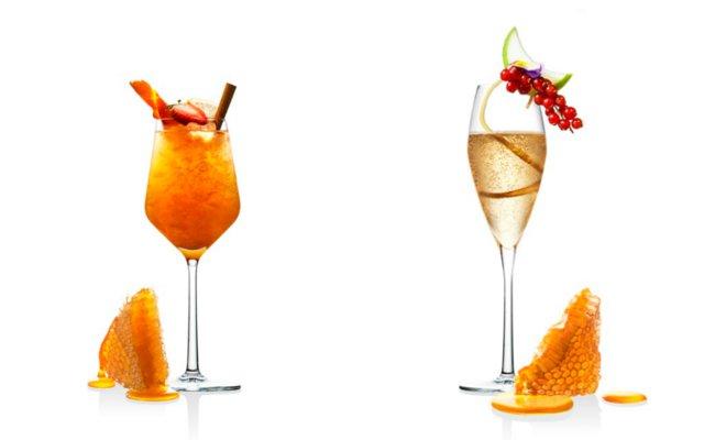 Cocktails au miel