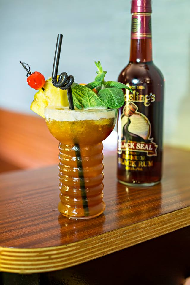 """Cocktail """"Afrodesia"""""""
