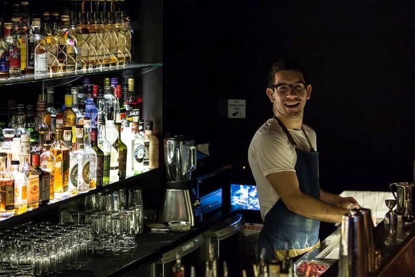 Bartenders at work by Infosbar : le CV express de Romain Plagnat