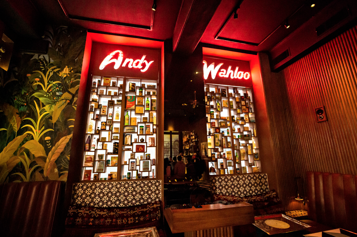Paris Cocktail Week 2016 au Andy Wahloo