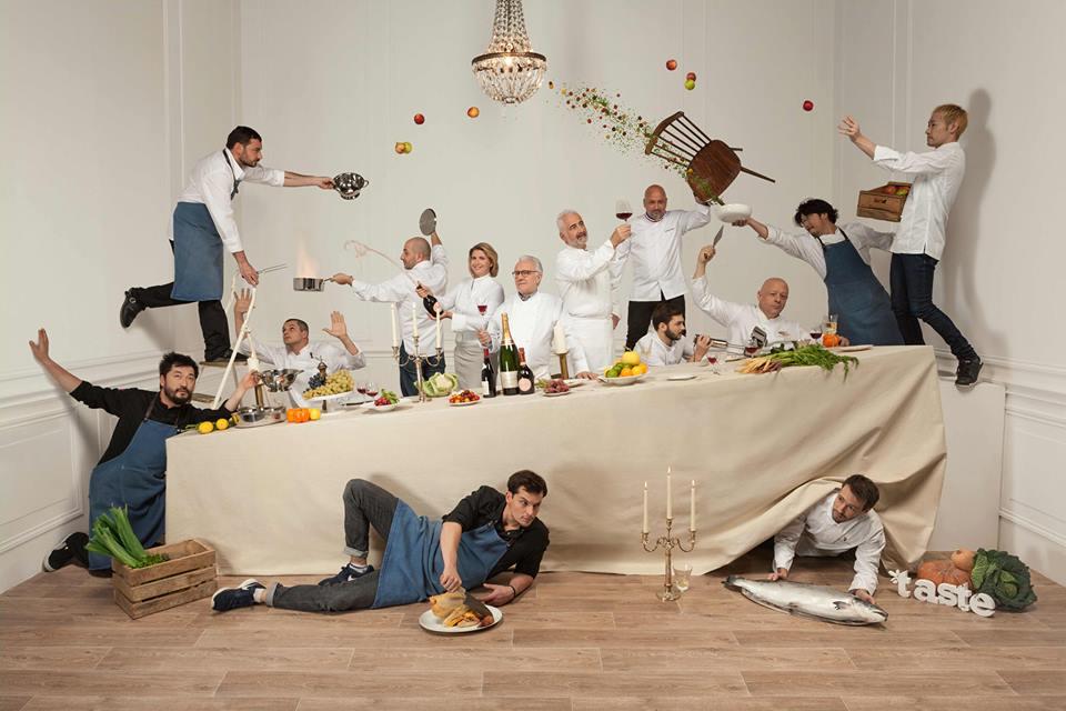Taste of Paris 2016 : Atelier mixologie au Grand Palais