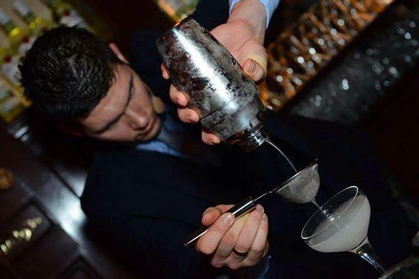 Bartenders at work by Infosbar : le CV express de Guillaume Guerbois