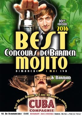 Best Mojito in Paris 2016