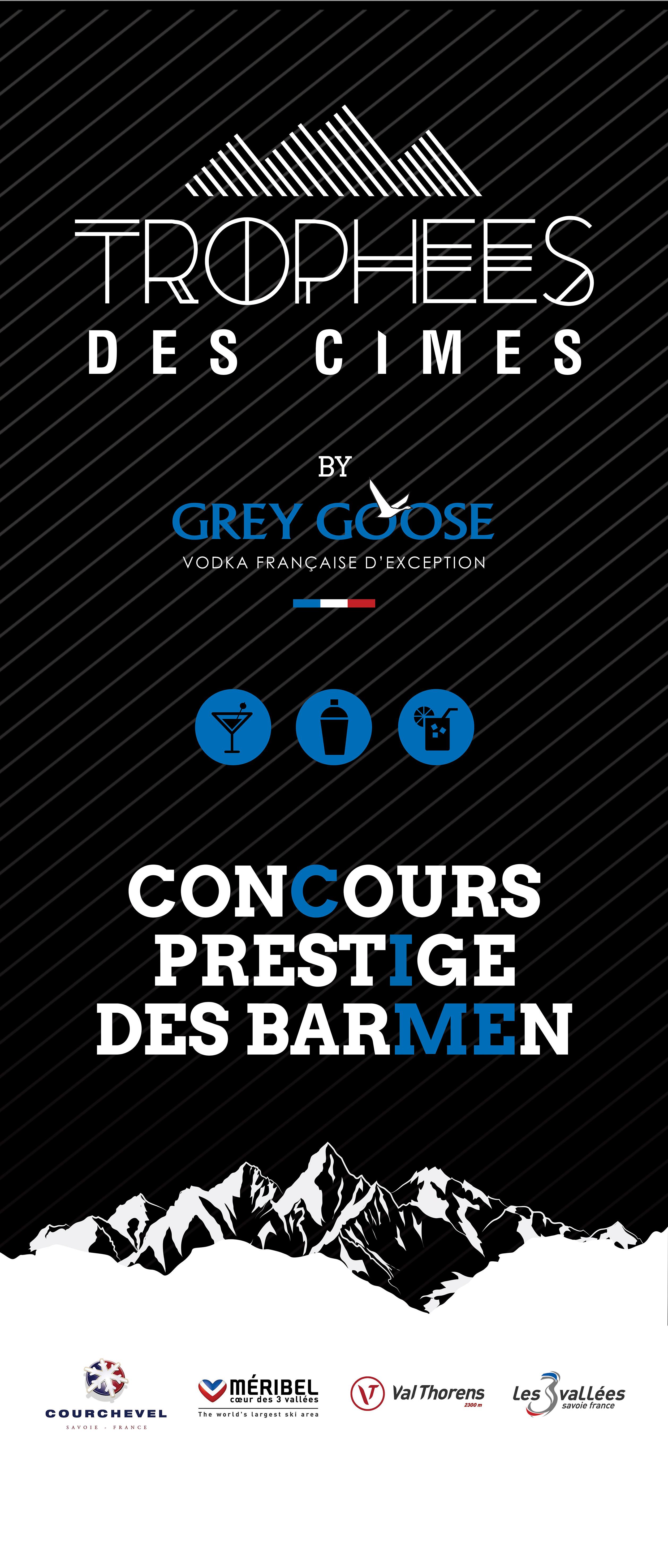 Infosbar Inside : 4ème édition du Trophées des cimes by Grey Goose