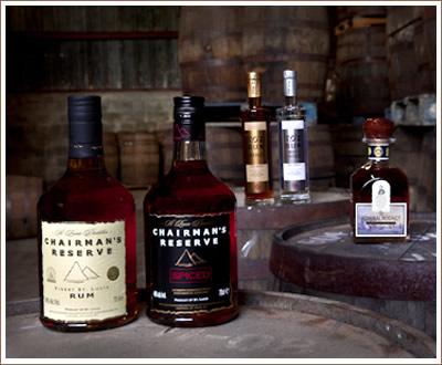 Le Groupe Bernard Hayot fait l'acquisition de Saint Lucia Distillers LTD
