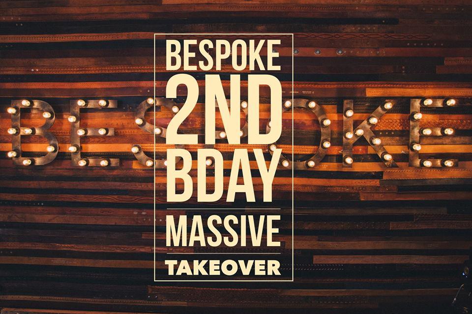 Le Bespoke fête ses 2 ans