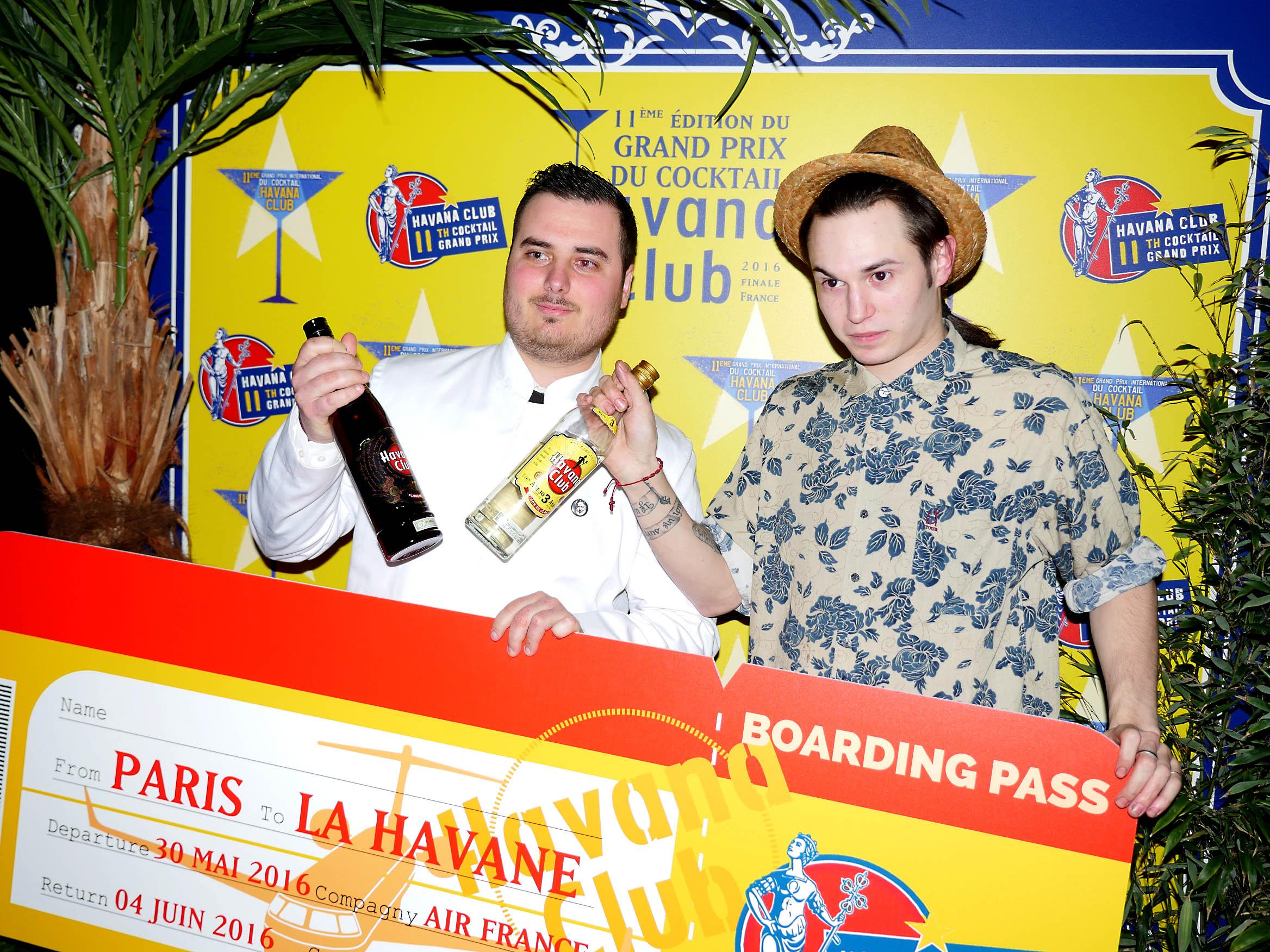 Rémi Bataillé & Arnaud Scotty // L'abus d'alcool est dangereux pour la santé. A consommer avec modération.